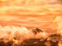 Βουνό wendelstein 82 Στοκ εικόνα με δικαίωμα ελεύθερης χρήσης