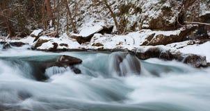 βουνών εθνικός χειμώνας όψ&e Στοκ εικόνα με δικαίωμα ελεύθερης χρήσης