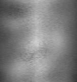 βουρτσισμένη σύσταση μετάλλων Στοκ Εικόνες