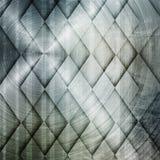 βουρτσισμένο ανασκόπηση μέταλλο Στοκ Εικόνες