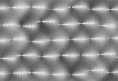 βουρτσισμένο ασήμι χεριών Στοκ φωτογραφία με δικαίωμα ελεύθερης χρήσης