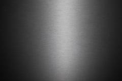 βουρτσισμένο μέταλλο Στοκ Φωτογραφία