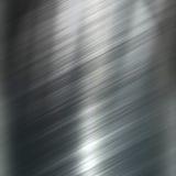 βουρτσισμένο μέταλλο Στοκ εικόνα με δικαίωμα ελεύθερης χρήσης