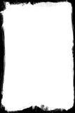 βουρτσισμένο μελάνι πλα&iota Στοκ φωτογραφία με δικαίωμα ελεύθερης χρήσης