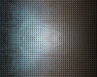 Βουρτσισμένο μεταλλικό πιάτο αλουμινίου απεικόνιση αποθεμάτων