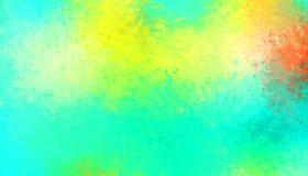 Βουρτσισμένο χρωματισμένο αφηρημένο υπόβαθρο Βούρτσα που κτυπιέται αφηρημένη ταπετσαρία ζωγραφική ελεύθερη απεικόνιση δικαιώματος