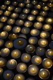 Βουτύρου λαμπτήρες Στοκ φωτογραφίες με δικαίωμα ελεύθερης χρήσης