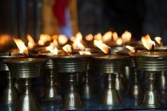 Βουτύρου κερί Στοκ εικόνα με δικαίωμα ελεύθερης χρήσης