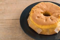 βουτύρου μαλακό κέικ Στοκ εικόνα με δικαίωμα ελεύθερης χρήσης
