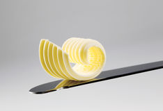 βουτύρου μαχαίρι μπουκ&lambda Στοκ Εικόνες