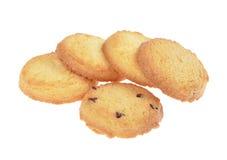 βουτύρου μπισκότα Στοκ φωτογραφίες με δικαίωμα ελεύθερης χρήσης