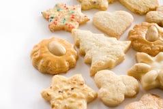 βουτύρου μπισκότα Στοκ Εικόνες