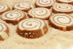 Βουτύρου μπισκότο Στοκ φωτογραφίες με δικαίωμα ελεύθερης χρήσης