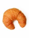 βουτύρου croissant φρέσκος μεγά&l Στοκ φωτογραφία με δικαίωμα ελεύθερης χρήσης