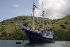 Βουτώντας στο νησί Komodo, Ινδονησία Στοκ φωτογραφίες με δικαίωμα ελεύθερης χρήσης