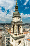 Βουδαπέστη, Ουγγαρία - 15 Αυγούστου 2016 Στοκ Εικόνα