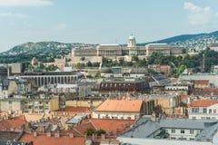 Βουδαπέστη, Ουγγαρία - 15 Αυγούστου 2016 Στοκ Εικόνες