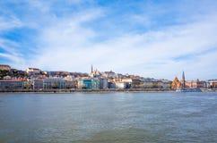 Βουδαπέστη, Ουγγαρία Στοκ φωτογραφία με δικαίωμα ελεύθερης χρήσης