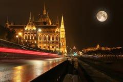 Βουδαπέστη που χτίζει τ&omicron στοκ φωτογραφία με δικαίωμα ελεύθερης χρήσης