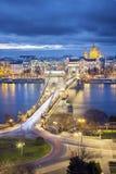 Βουδαπέστη. Στοκ φωτογραφίες με δικαίωμα ελεύθερης χρήσης