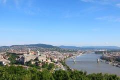 Βουδαπέστη 7 Στοκ Εικόνες