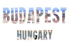 Βουδαπέστη Στοκ Φωτογραφία