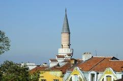 Βουλγαρία, παλαιά πόλη Plovdiv Στοκ Εικόνες