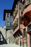 Βουλγαρία, παλαιά πόλη Plovdiv Στοκ Φωτογραφία