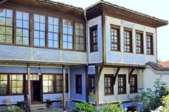 Βουλγαρία, παλαιά πόλη Plovdiv Στοκ εικόνα με δικαίωμα ελεύθερης χρήσης