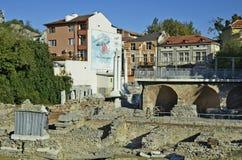 Βουλγαρία, Plovdiv Στοκ εικόνες με δικαίωμα ελεύθερης χρήσης