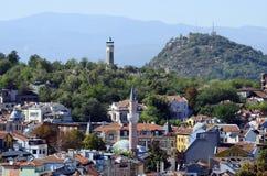 Βουλγαρία, Plovdiv Στοκ φωτογραφία με δικαίωμα ελεύθερης χρήσης