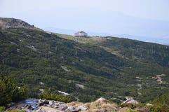 Βουλγαρία Rila - επτά λίμνες Στοκ Φωτογραφίες