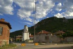 βουλγαρικό χωριό Στοκ εικόνες με δικαίωμα ελεύθερης χρήσης