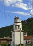 βουλγαρικό χωριό Στοκ Φωτογραφία