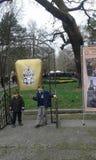 Βουλγαρικό kukerland Στοκ εικόνα με δικαίωμα ελεύθερης χρήσης