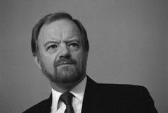 Βουλευτής 1993 εργασίας της Robin Cook Στοκ φωτογραφία με δικαίωμα ελεύθερης χρήσης