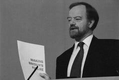 Βουλευτής 1993 της Robin Cook Στοκ φωτογραφία με δικαίωμα ελεύθερης χρήσης