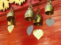 Βουδιστικά κουδούνια Στοκ Εικόνες