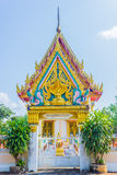 Βουδιστική εκκλησία Στοκ φωτογραφίες με δικαίωμα ελεύθερης χρήσης