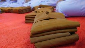 βουδιστικοί μοναχοί Στοκ φωτογραφίες με δικαίωμα ελεύθερης χρήσης