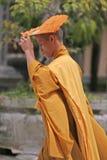 βουδιστικός μοναχός στοκ φωτογραφία με δικαίωμα ελεύθερης χρήσης