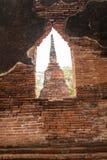 βουδιστικός ναός κατασ&tau Στοκ φωτογραφία με δικαίωμα ελεύθερης χρήσης