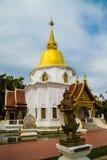 Βουδιστικός ναός σε Chiang Mai Ταϊλάνδη Στοκ φωτογραφία με δικαίωμα ελεύθερης χρήσης