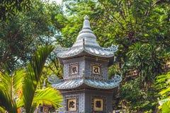 Βουδιστικός ναός στο Βιετνάμ Nha Trang στοκ εικόνες με δικαίωμα ελεύθερης χρήσης