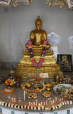 Βουδιστικός ναός στο Howrah, Ινδία στοκ εικόνα με δικαίωμα ελεύθερης χρήσης