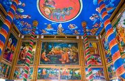 βουδιστικός ναός της Καμ Στοκ εικόνες με δικαίωμα ελεύθερης χρήσης