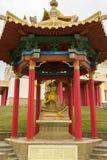 Βουδιστικός ναός της Καλμουκίας Elista στοκ εικόνα με δικαίωμα ελεύθερης χρήσης