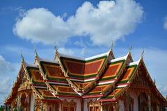 βουδιστικός ναός Στοκ εικόνες με δικαίωμα ελεύθερης χρήσης