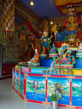 βουδιστικός ναός Στοκ φωτογραφία με δικαίωμα ελεύθερης χρήσης