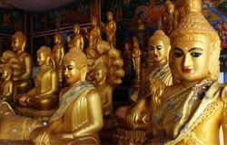 1 βουδιστικός ναός Στοκ Εικόνα